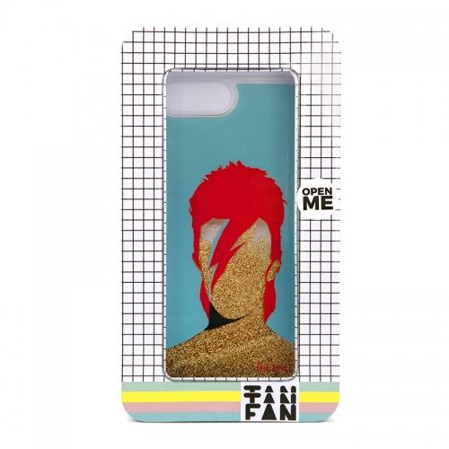 Carcasa iPhone 6/7/8 Bowie de Coco Dávez