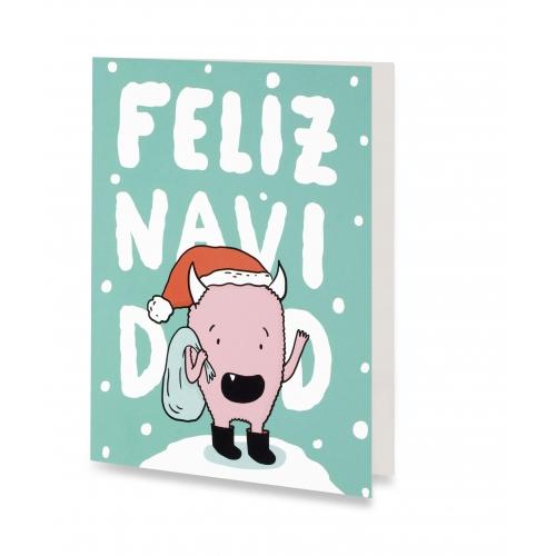"""Tarjeta """"Navidad"""" de Lyona"""