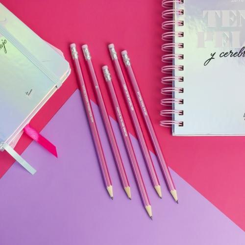 Set de lápices de La Vecina Rubia
