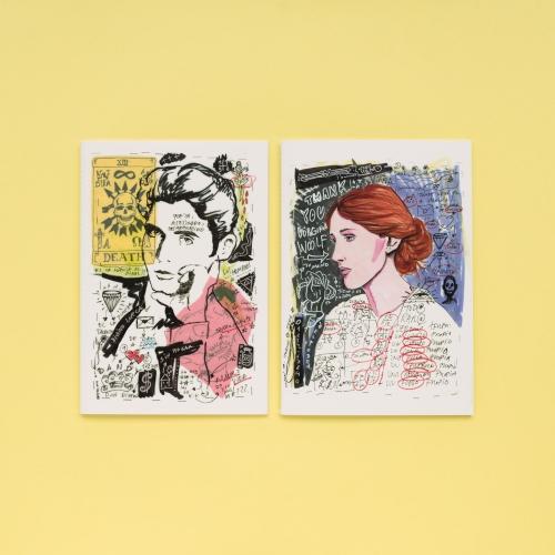 Pack 2 libretas de Roberta Marrero