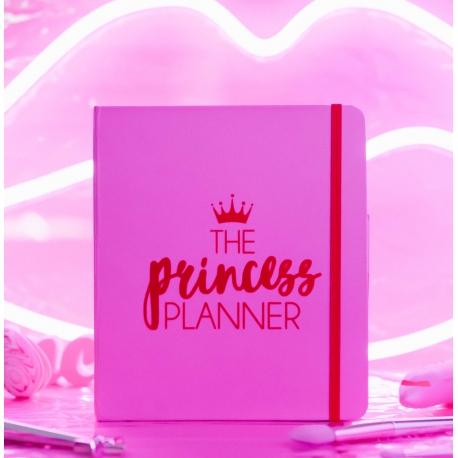 Agenda anual 2020 semana vista de You are the Princess
