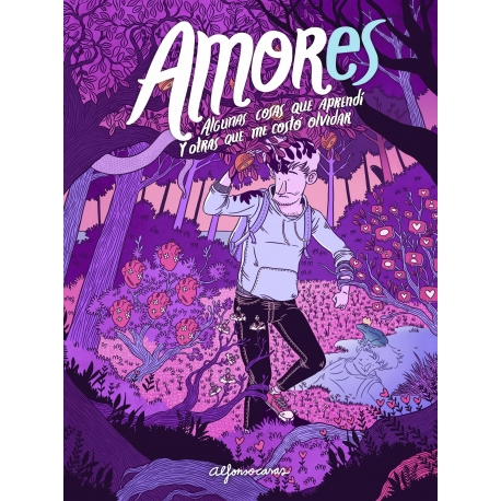 Amores de Alfonso Casas