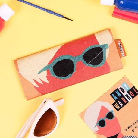 Funda de gafas de Coco Dávez