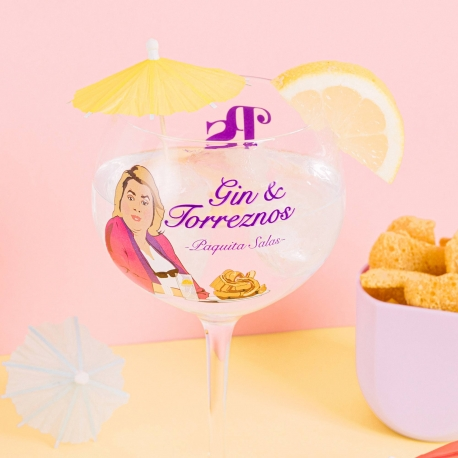"""Copa torreznos """"Paquita Salas"""" de Los Javis"""